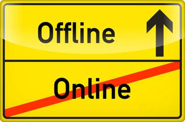 Online > Offline