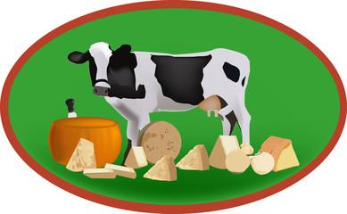 logo formaggio