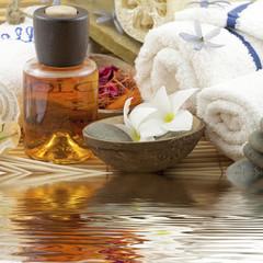 concept massage détente, soins du corps