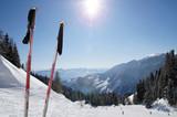 Fototapeta zima - śnieg - Sporty Zimowe