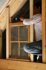 rénovation - pose de fenêtre