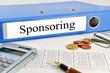 Sponsoring Ordner