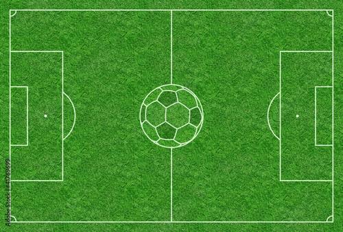 Fußballarena
