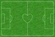 Ein Herz für Fußball