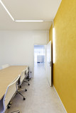 modern office interior design, meeting room