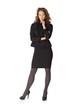 Full size portrait of attractive businesswoman