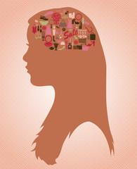 Woman's Brain