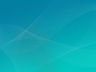 Blue-cyan background Pirium 3, white elements