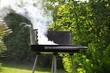Leinwandbild Motiv grill einheizen I
