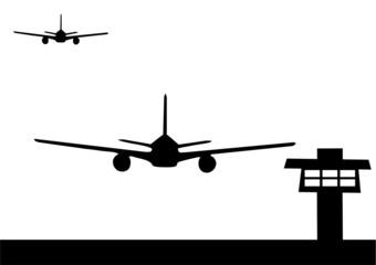 trafic aérien 102