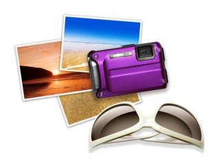 camera photos sunglasses