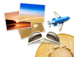 beach holiday background