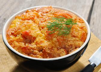soufflé au saumon 5