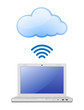 Laptop and Cloud computing