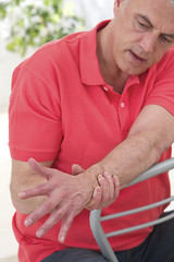 Arthrose - Massage du poignet