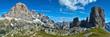 Tofana di Rozes and Cinque Torri, Dolomites
