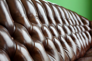Leder Dekoration | Edel Sofa | Reichtum