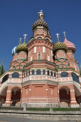 St  Basil s Cathedral  Moscow  Russia