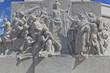 Roma, Aventino, monumento a Mazzini (part.)