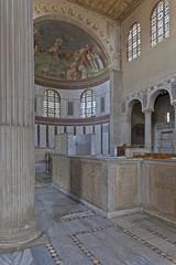 Roma, basilica di Santa Sabina, abside