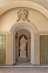 Roma, basilica di Santa Sabina, nartece