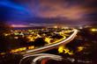 Ville de Saint-Paul de nuit - Ile de La Réunion