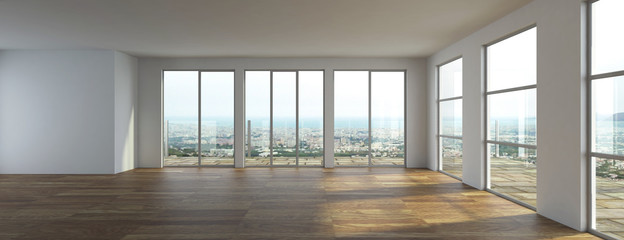 Wohndesign - Appartment mit Meerblick