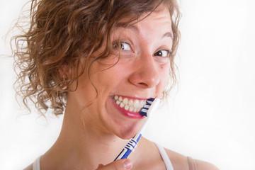 Spass am Zähne putzen