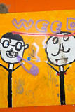 Fototapety kids drawing