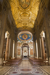 Rome - Santa Croce in Gerusalemme church