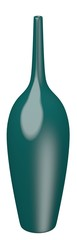 3d render of decorative vase