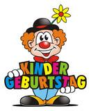 Clown Kids Party