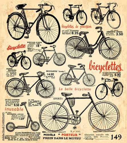 fond vélo © lynea