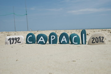 Capaci 1992-2012, commemoration of a tragedy