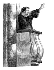 Preacher - 18th century