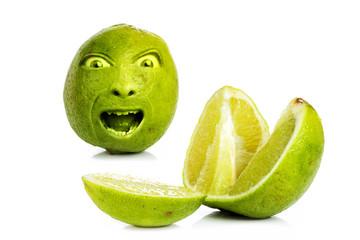 Lime horror