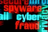 Web spyware poster