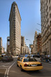 Flatiron District in New York City