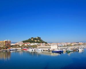 Dénia Alicante y puerto