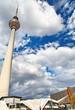 Fernsehturm. Berlin.