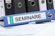 Aktenordner Seminare