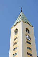 Medjugorje, Bosnia and Herzegovina - St. James Church