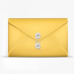 Brown Envelope with rope.
