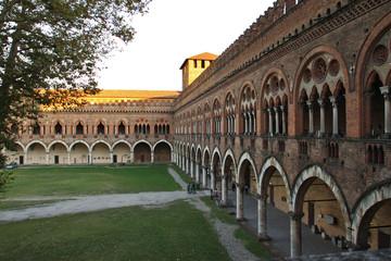 Pavia, il castello