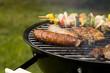 grill closeup