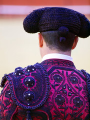 Traditional costume of Matador