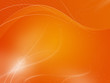 Background Vivezium Orange, theme of space