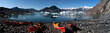 Leinwandbild Motiv Columbia Glacier