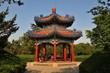Chinese-style pavilion