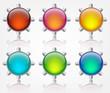 buttons colour